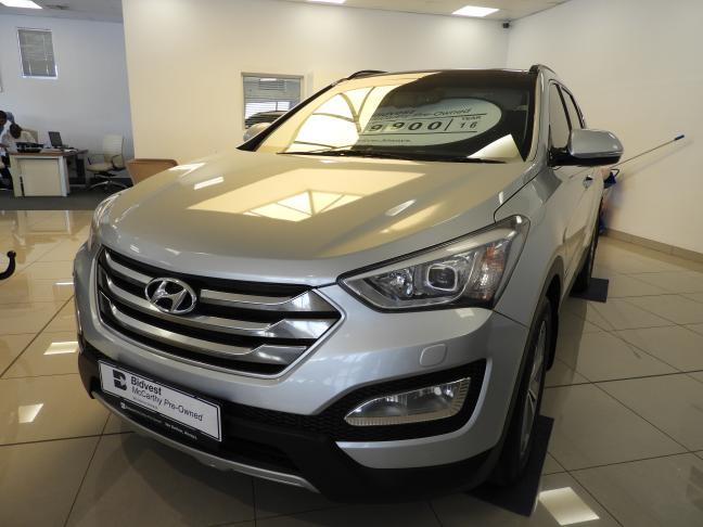 Used Hyundai Santa Fe in Namibia