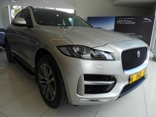 Used Jaguar F-Pace 30d in Namibia