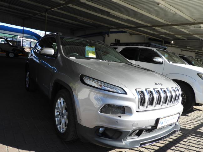 Used Jeep Cherokee in Namibia