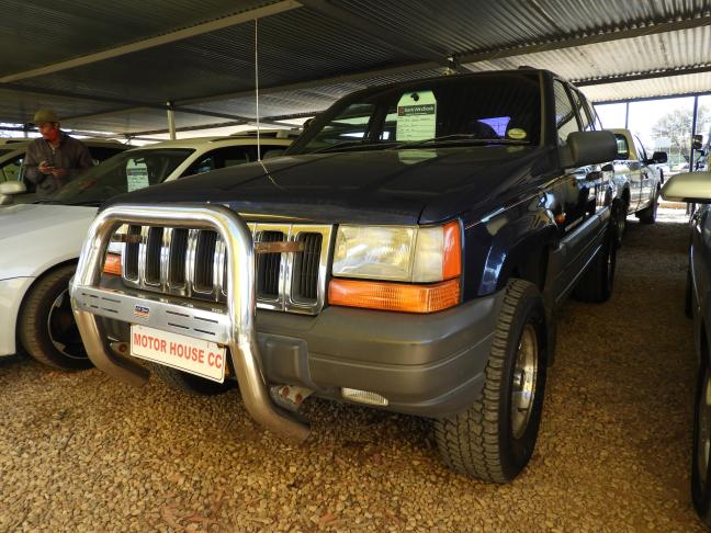 Used Jeep Grand Cherokee in Namibia