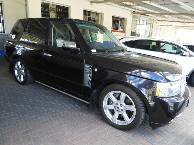 Used Land Rover Range Rover in Namibia