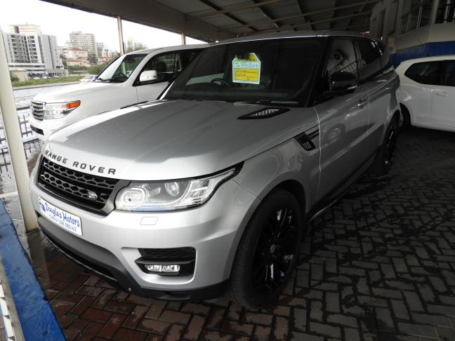 Used Land Rover Range Rover Sport in Namibia