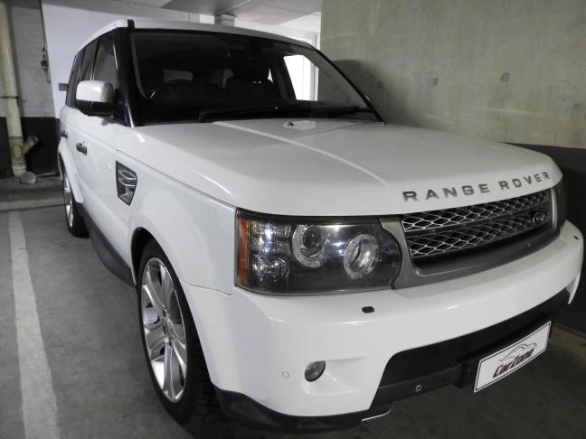 Used Land Rover Range Rover Sport V8 in Namibia