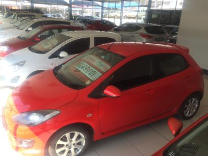 Used Mazda 2 in Namibia