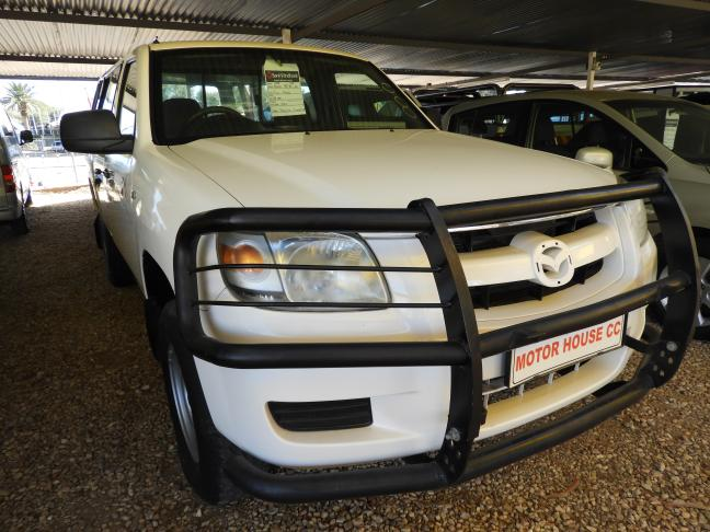 Used Mazda BT-50 in Namibia