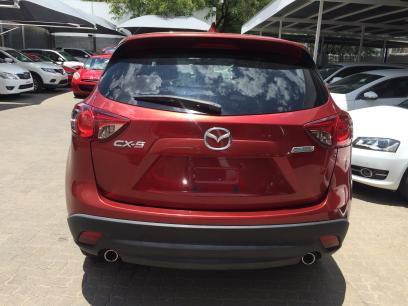 Used Mazda CX-5 in Namibia