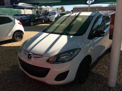 Used Mazda Demio in Namibia