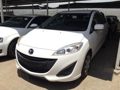 Used Mazda Premacy in Namibia