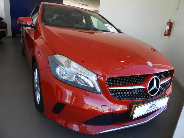 Used Mercedes-Benz A200 in Namibia