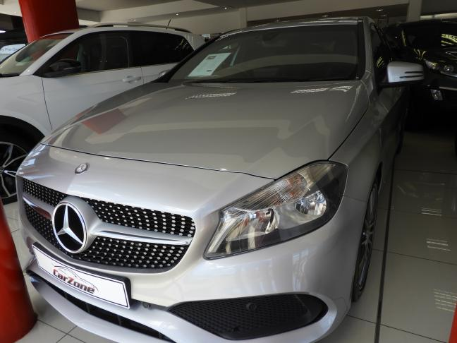 Used Mercedes-Benz A200 AMG-Line in Namibia