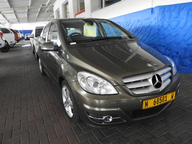 Used Mercedes-Benz B200 Turbo in Namibia