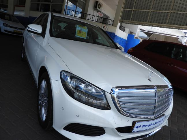 Used Mercedes-Benz C-Class in Namibia