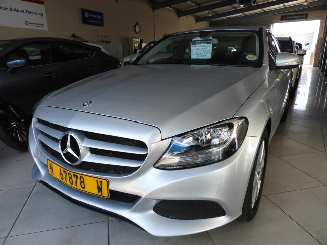 Used Mercedes-Benz C180 in Namibia