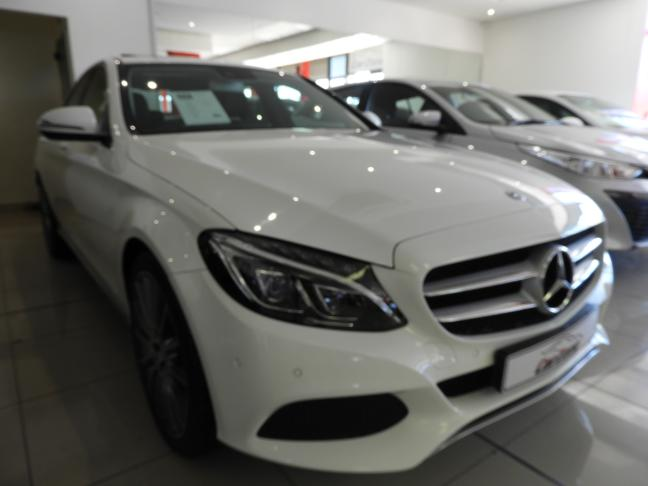 Used Mercedes-Benz C250 in Namibia