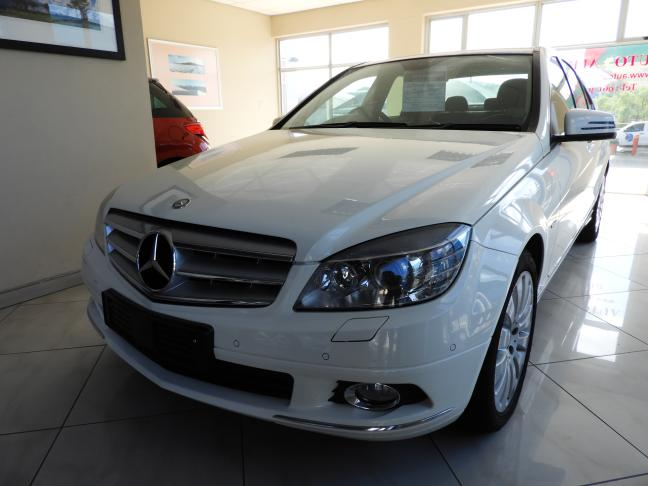 Used Mercedes-Benz C350 in Namibia