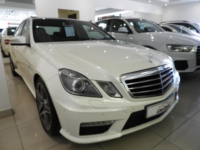 Used Mercedes-Benz E-klasse AMG in Namibia
