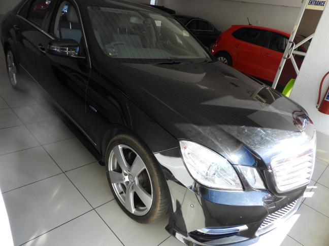 Used Mercedes-Benz E200 in Namibia