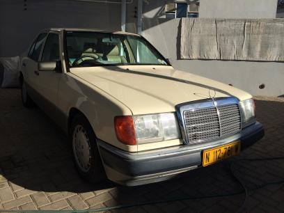 Used Mercedes-Benz E320 v6 in Namibia