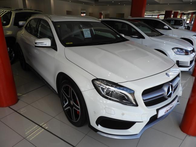 Used Mercedes-Benz GLA-klasse AMG in Namibia