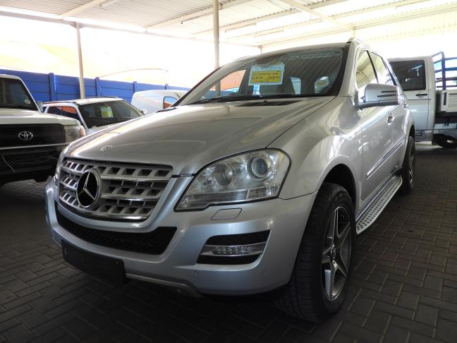 Used Mercedes-Benz ML350 in Namibia