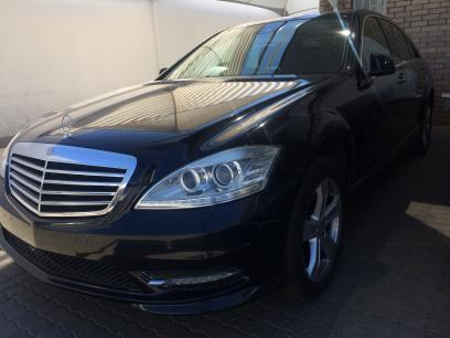 Used Mercedes-Benz S300L AMG in Namibia