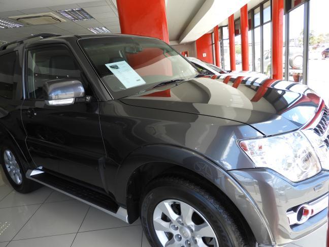 Used Mitsubishi Pajero in Namibia