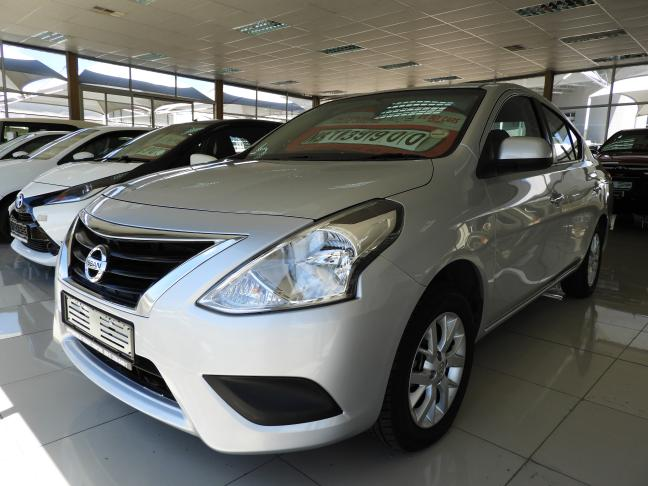 Used Nissan Almera in Namibia