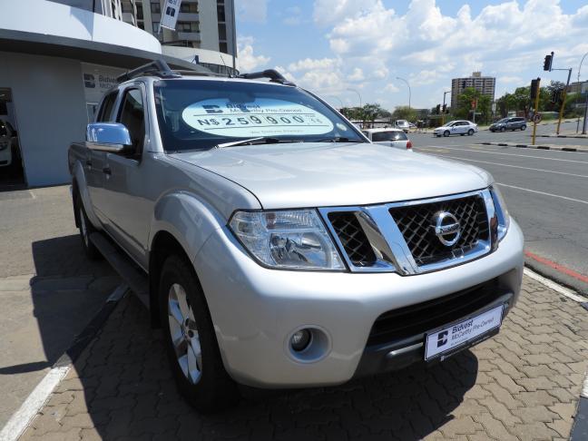Used Nissan Navara in Namibia