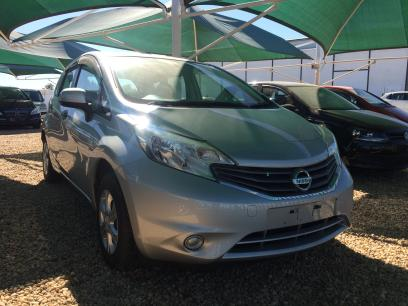 Used Nissan Note in Namibia
