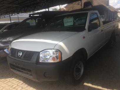 Used Nissan NP200 LWB in Namibia