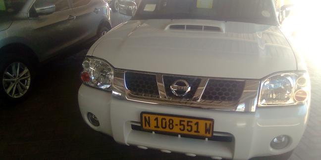 Used Nissan NP300 TDI in Namibia