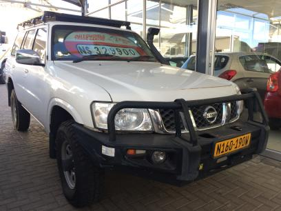 Used Nissan Patrol GL in Namibia