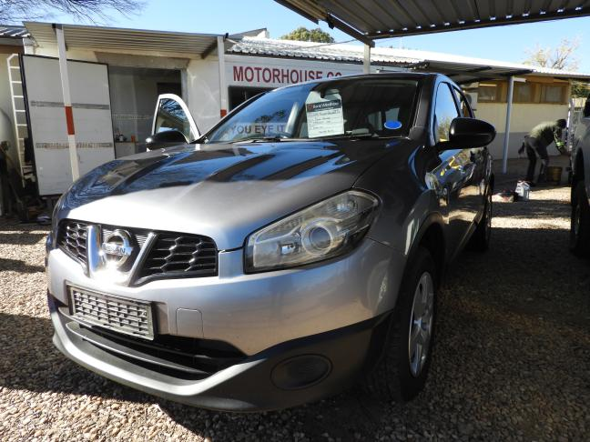 Used Nissan Qashqai in Namibia
