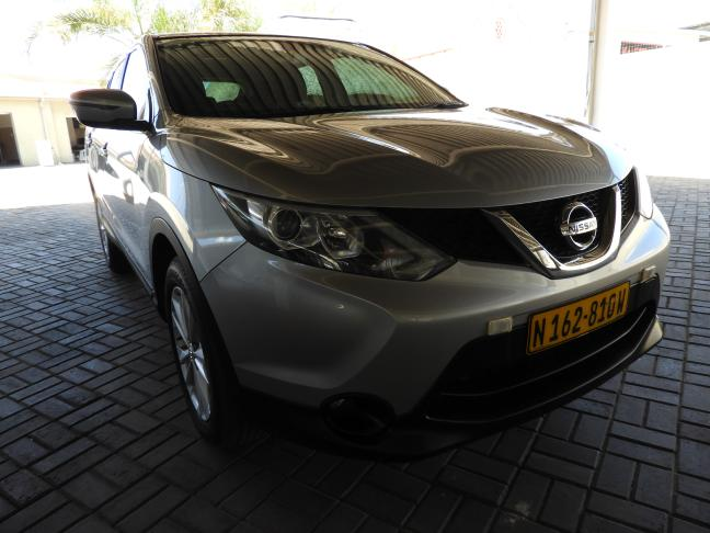 Used Nissan Qashqai Turbo in Namibia