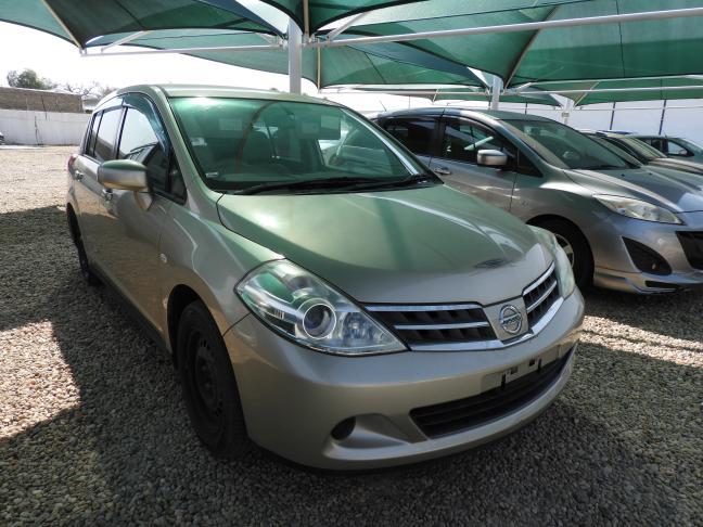 Used Nissan Tiida in Namibia