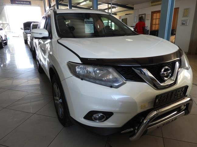 Used Nissan X-Trail in Namibia