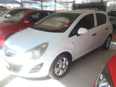 Used Opel Corsa in Namibia