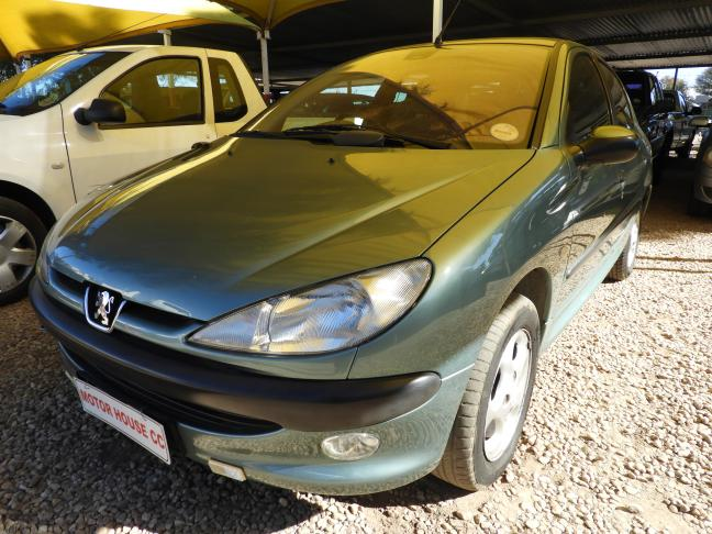 Used Peugeot 206 in Namibia