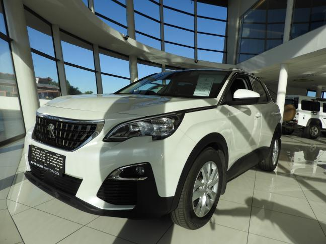 Used Peugeot 308 in Namibia