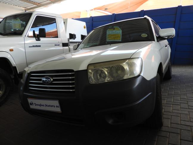 Used Subaru Forester in Namibia