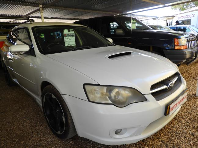 Used Subaru Legacy in Namibia