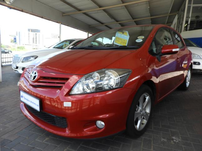 Used Toyota Auris XR in Namibia