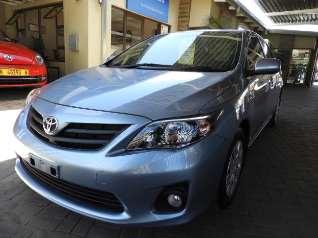 Used Toyota Corolla Quest + in Namibia