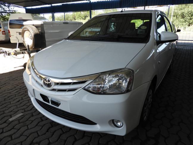 Used Toyota Etios XS in Namibia