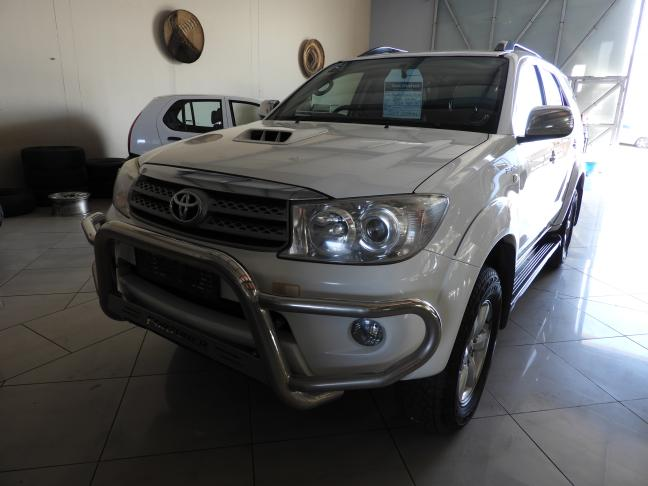 Used Toyota Fortuner in Namibia