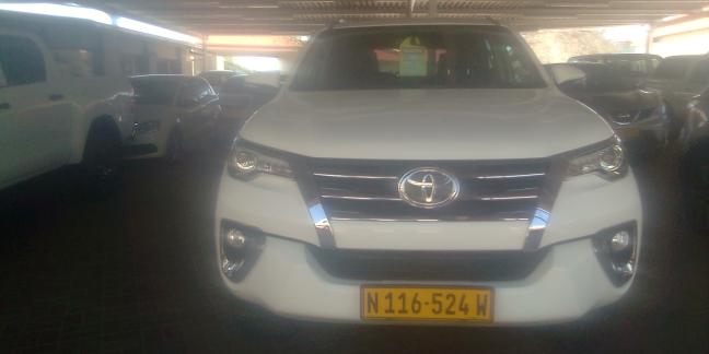 Used Toyota Fortuner AIT GDS in Namibia