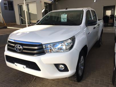 Used Toyota Hilux 4x4 SRX in Namibia
