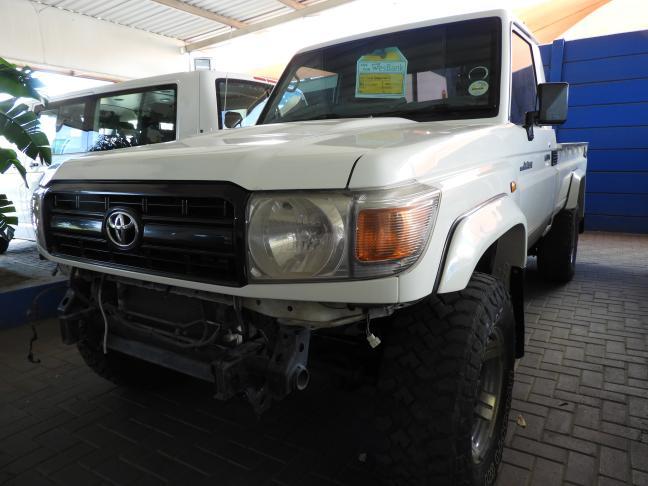 Used Toyota Hilux Safari GD6 in Namibia