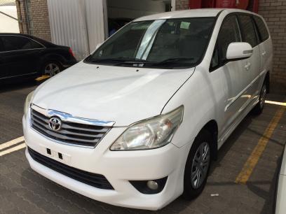 Used Toyota Innova in Namibia