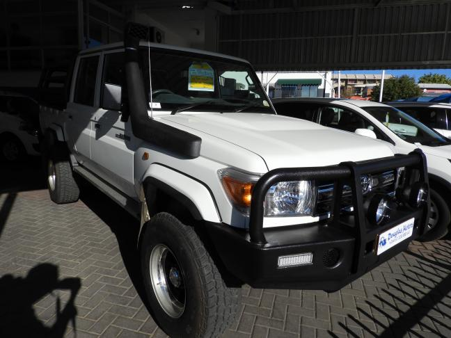 Used Toyota Land Cruiser in Namibia
